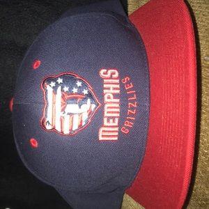 Memphis Grizzlies Snapback hat/Cash App only